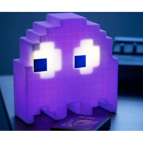 Светильник Pacman светящийся под музыку