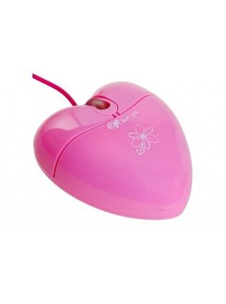 Мышка сердечко