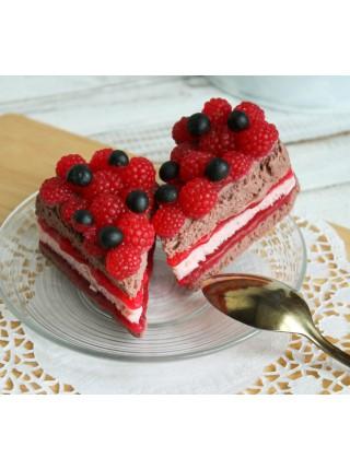 Сувенирное мыло Малиновый торт