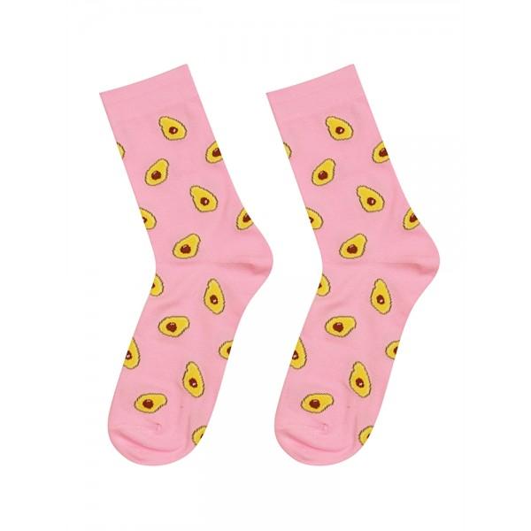 Носки Авокадо Pink
