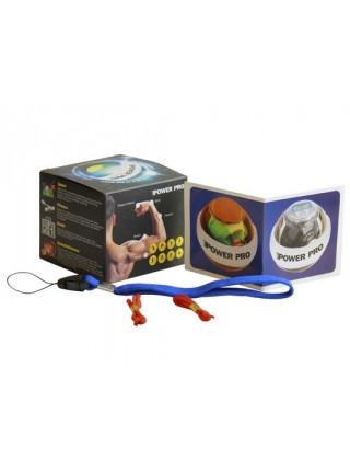 Кистевой тренажер Powerball Pro Blue