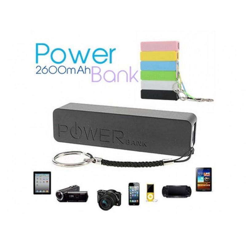 внешний аккумулятор Power Bank 2600mah
