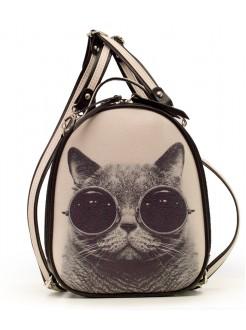 Рюкзак Кот в очках
