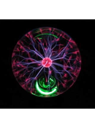 Светильник плазменный шар (21 см)