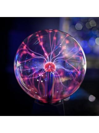 Светильник плазменный шар (12 см)