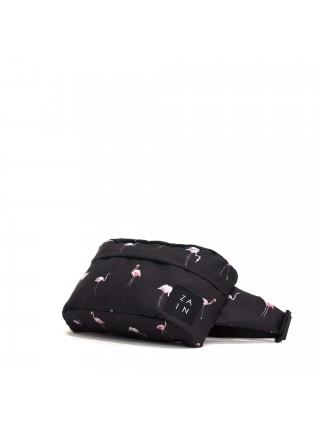 Сумка на пояс Фламинго Black