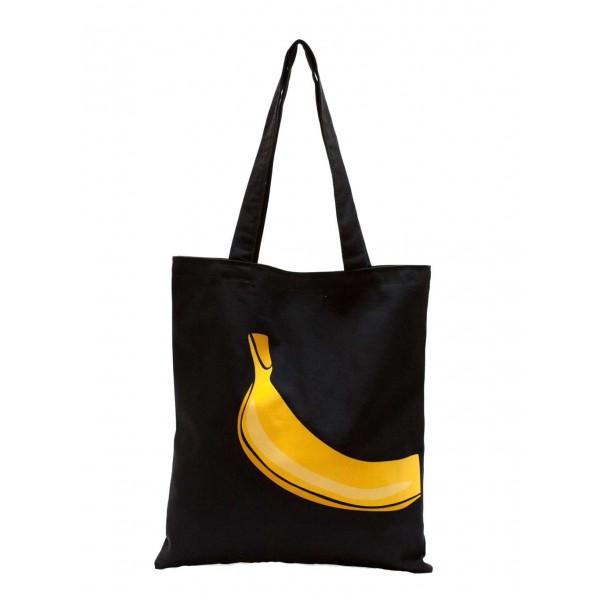 Сумка шоппер Банан