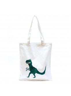 Сумка шоппер Динозавр