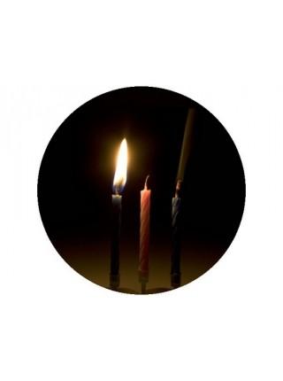 Незадуваемые магические  свечи