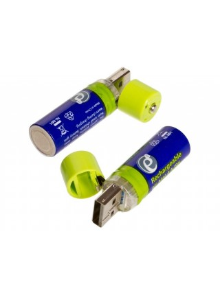 USB батарейки AA
