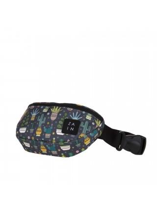 Поясная сумка Кактусы