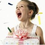 Подарки дочери