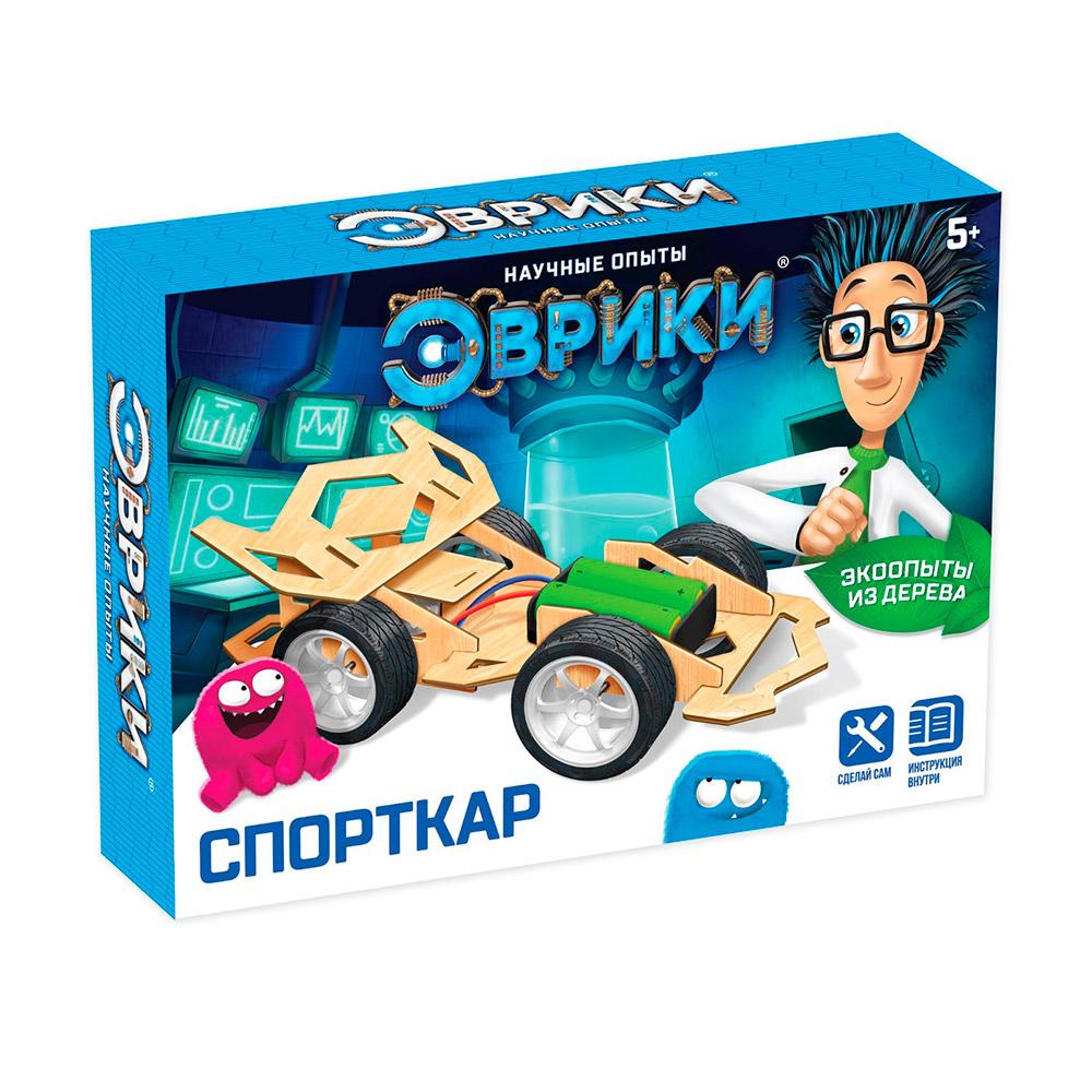 """Набор для опытов """"Спортивный автомобиль"""" от 399 руб"""